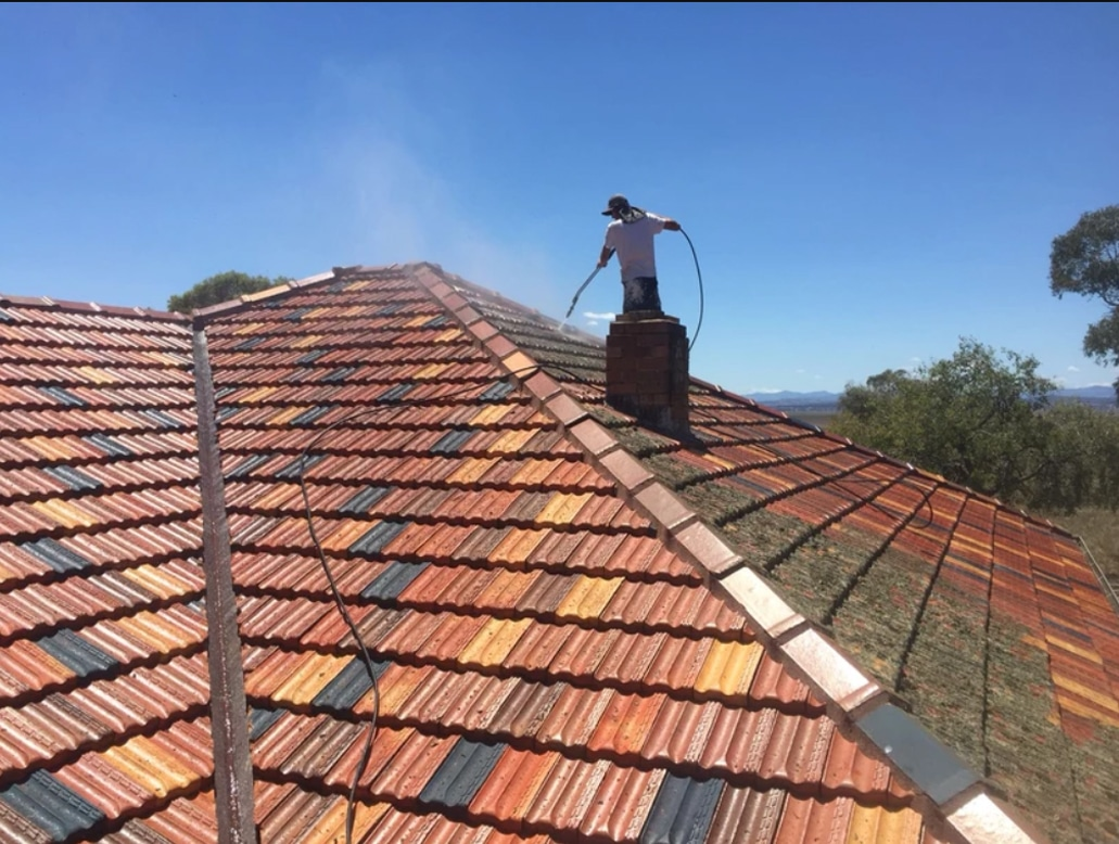 tile iron & terracotta roofs
